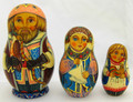 Falconer | Traditional Matryoshka Nesting Doll