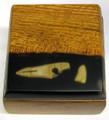 Harpoon Point II | Stephen Rapp Wooden Box