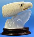 Eagle Head by Eddy Lee