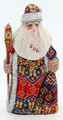 Winter Swirl Santa | Grandfather Frost / Russian Santa Claus