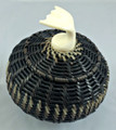 Whale Tail Baleen Basket