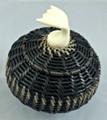 Whale Tail Baleen Basket