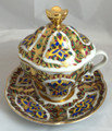 Arabeski, Rare collectible Russian Porcelain