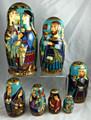 Nativity by Marina Krylova
