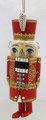 Nutcracker with movable legs - Red
