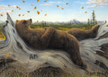 AM | Robert Bissell Artwork