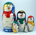 Snowman's Family
