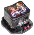 Alice in Wonderland | Russian Lacquer Box