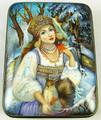 Snowmaiden by Bobkova Zoya