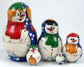 Snowman's Family - Small