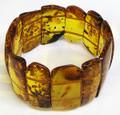 Honey Baltic Amber Stretch Bracelet