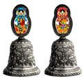 Matryoshka Brass Bell