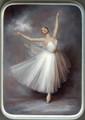 Ballerina | Russian Lacquer Box