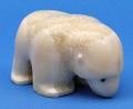 Polar Bear | Alaskan Ivory Carving - SOLD