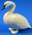 Swan by Elvin Noongwook | Alaskan Ivory Carving