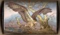 Owl's Nest | Fedoskino Lacquer Box