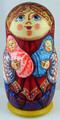 Happy Family Russian Nesting Doll