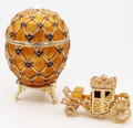 Imperial Coronation Faberge Style Egg