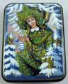 Snow Maiden by Markova | Fedoskino Lacquer Box