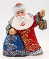 Santa with Lantern and Gift Bag | Grandfather Frost / Russian Santa Claus