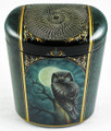 Night Hunter | Fedoskino Lacquer Box