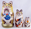Cat Matryoshka