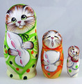 Bedtime 3pc Matryoshka
