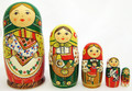 Happy Family | Fine Art Matryoshka Nesting Doll