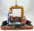 Nativity Scene Set by Morozova
