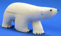 Walking Polar Bear