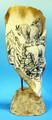 Mountain Goats Scrimshaw by George Vukson