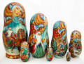 """Morozko"" by Olga Sukhovei 7 Piece 