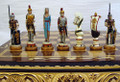 Romans and Barbarians Chess Set