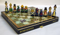 Borodino Chess Set