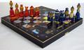USSR+USA Chess Set