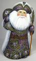 Magical Season  Russian Santa - Purple Coat