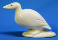 Walrus Ivory Fowl | Alaskan Ivory Carving
