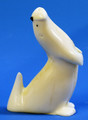 Sea Otter by Carson Slowooko   Alaskan Ivory Carving