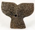 Whale Tail | Whalebone / Walrus Jawbone Carving