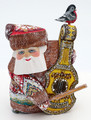 Santa Musician | Grandfather Frost / Russian Santa Claus