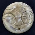 Alaska Native Eskimo Mask | Alaska Whalebone / Fur Mask