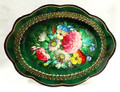 Floral Fantasy - Medium Tray | Zhostovo Tray