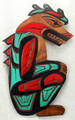 Wolf by Herman Peter | Northwest Coast Totemic Art
