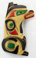 Small Bear by George Matilpi | Northwest Coast Totemic Art