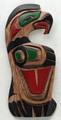 Eagle by George Matilpi | Northwest Coast Totemic Art