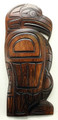 Eagle by Larry Joseph | Northwest Coast Totemic Art