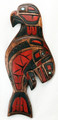 Eagle, Salmon and Whale by Connie Edwards | Northwest Coast Totemic Art