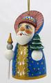 Santa - Blue | Grandfather Frost - Russian Santa Claus