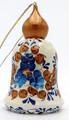 Wooden Bell | Russian Christmas Ornament