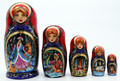 Russian Fairy Tales  Matryoshka Doll